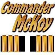 Commander Mckoy